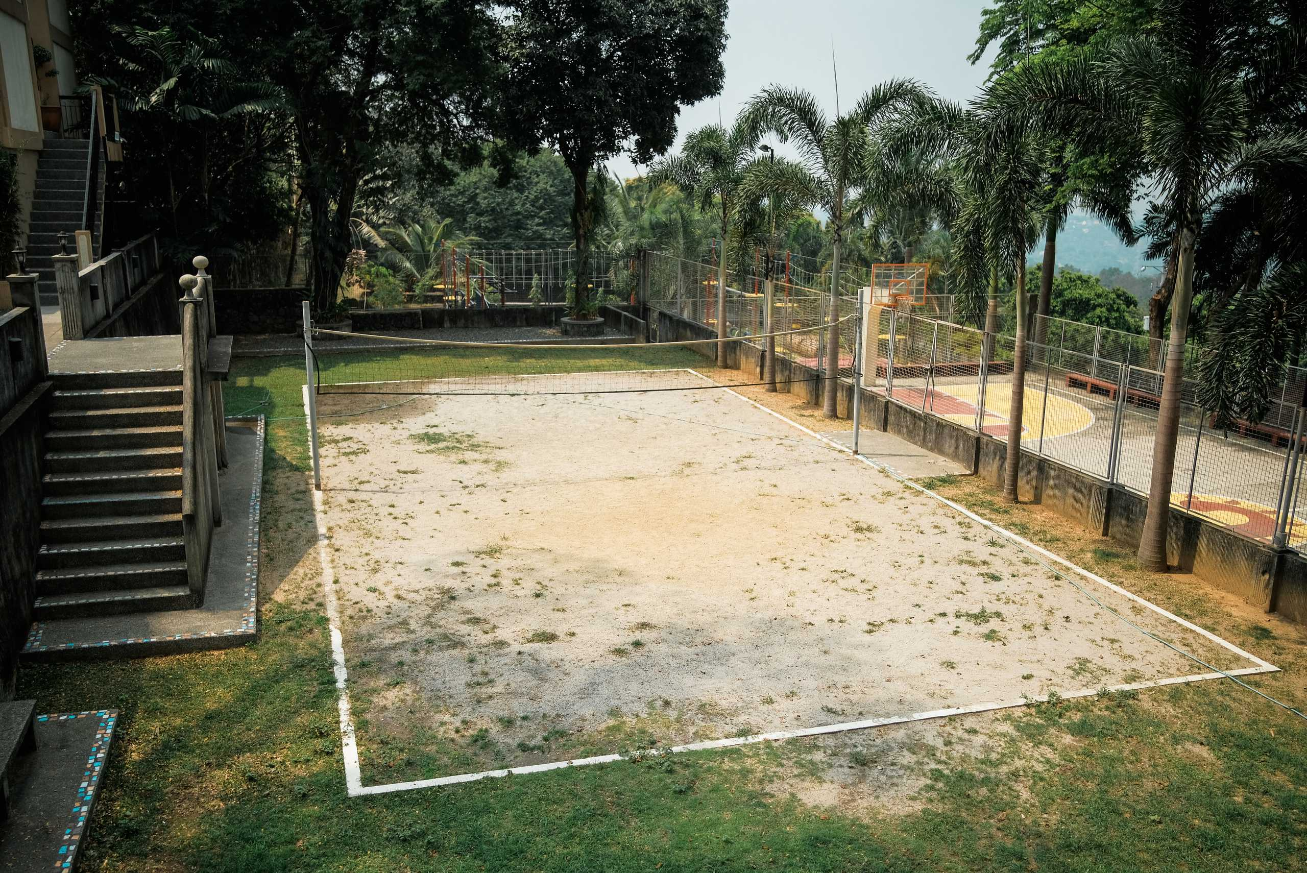 Volleyball Court 2
