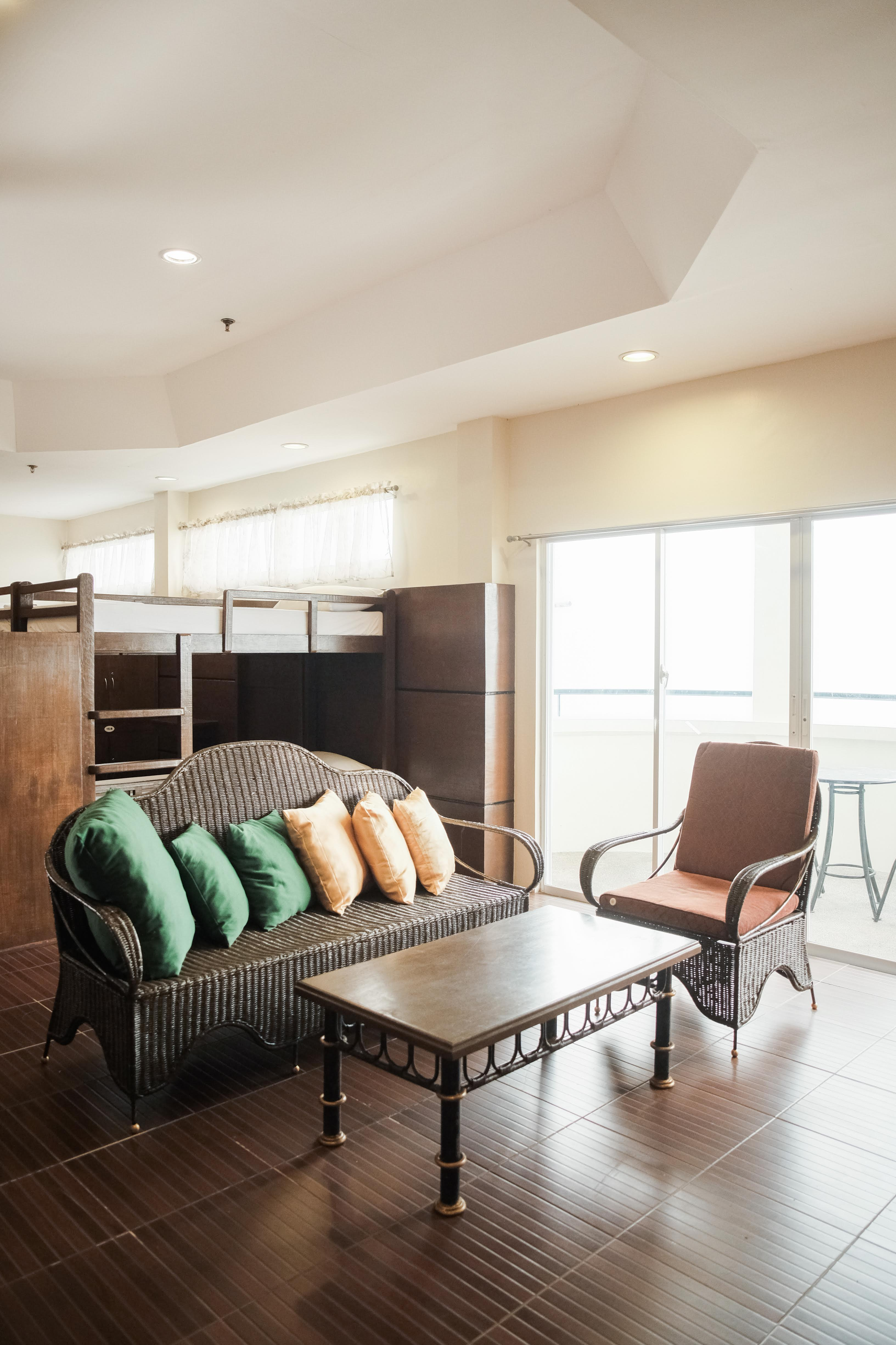 Hotel Dormitory A