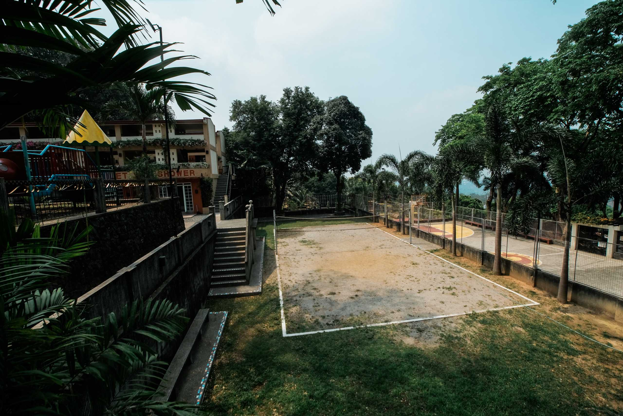 Volleyball Court 1